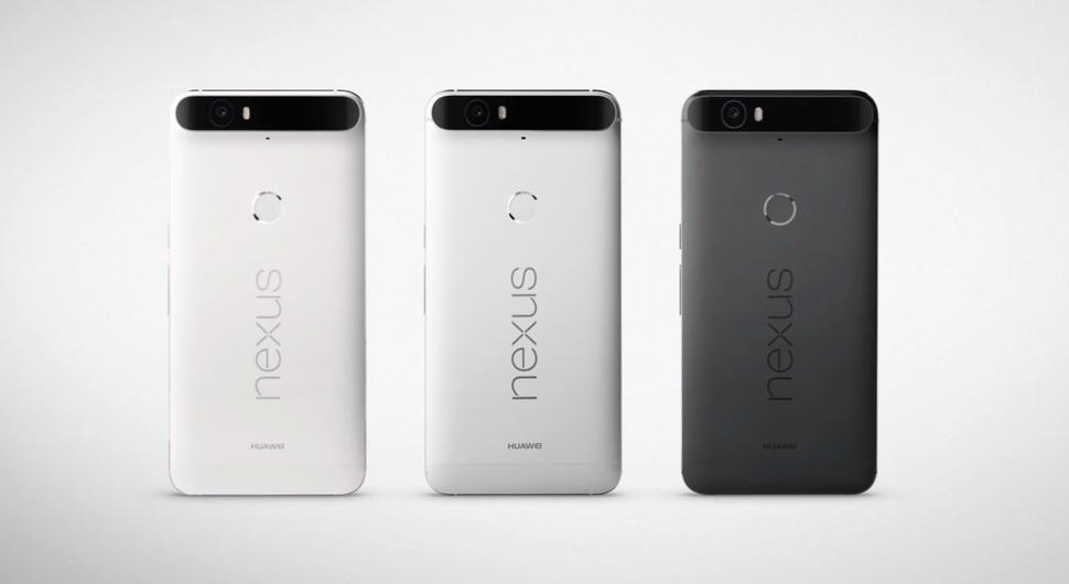 Nexus 6P Google Huawei