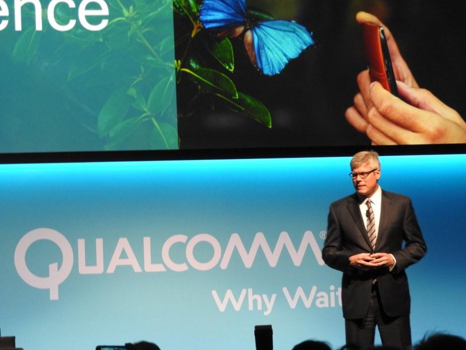 Qualcomm planea diseñar chips para servidores basados en ARM