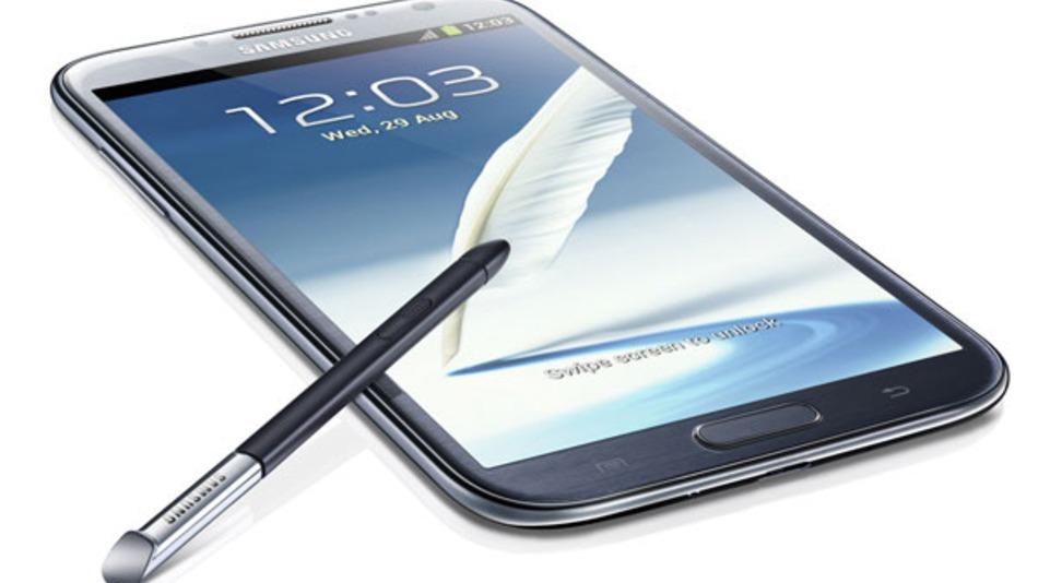 Samsung Note's