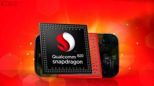 Snapdragon SoC 820 HTC