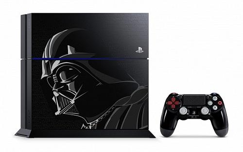Sony vendió un millón de PlayStation 4 edición Star Wars