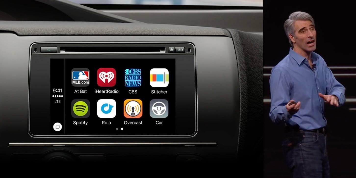 VW dice que Apple los detuvo de demostrar el CarPlay inalámbrico