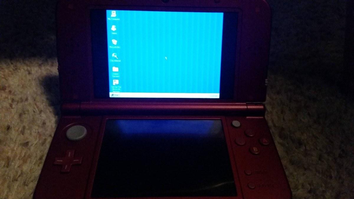 Windows 95 y el 3DS