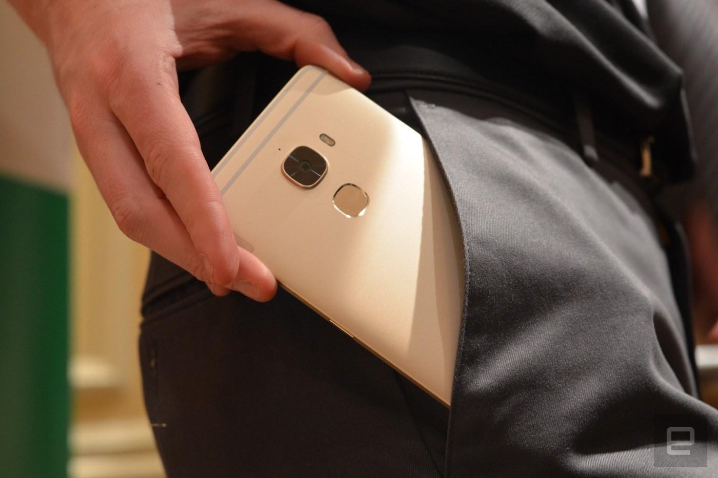 primer teléfono del mundo con un chipset Snapdragon 820