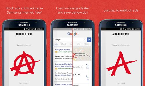 Adblock Fast vuelve a estar disponible en Google Play