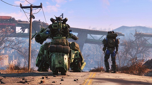Automatron DLC Fallout 4