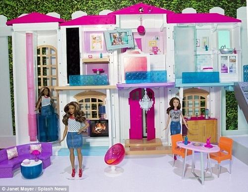 Barbie Dreamhouse IoT WiFi