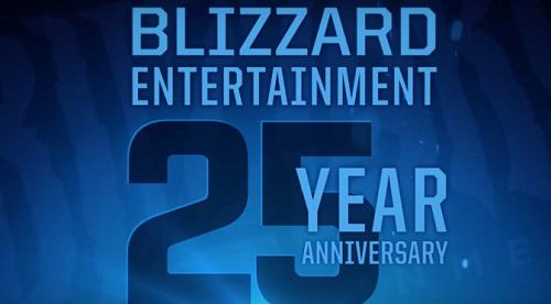 Blizzard 25 Aniversario Evento