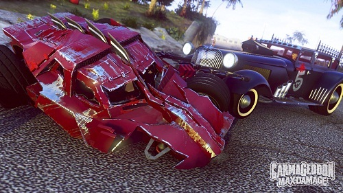 Carmageddon llegará a PS4 y Xbox One para este 2016