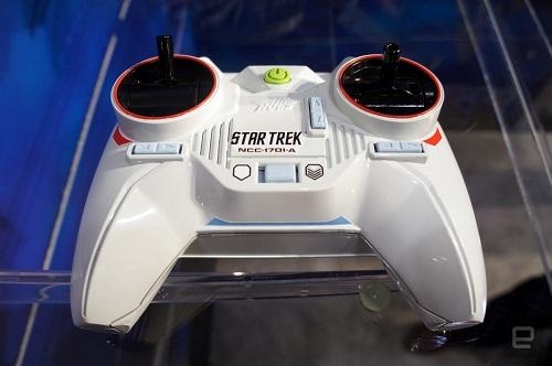 Control del drone USS Enterprise