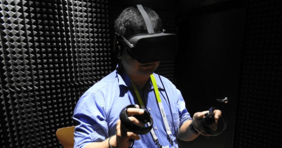 Dean Takahashi- Oculus