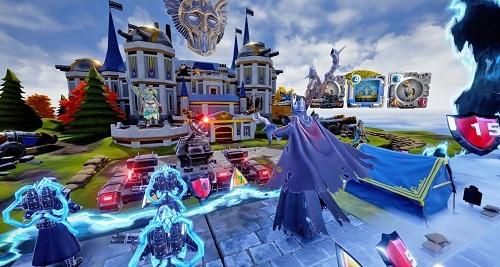 Dragon Front el juego de cartas para el Oculus Rift