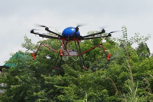Drone agricultor