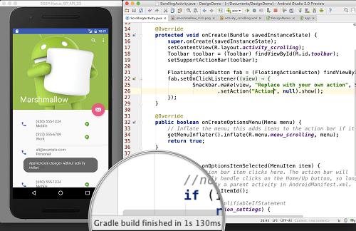 Emulador Compilacion Rapidez Google