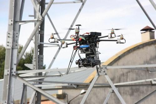 Expertos logran desarrollar tecnología de inteligencia artificial en los drones