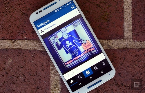 Instagram incluye en videos conteo de visualizaciones