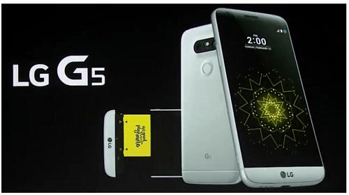 La empresa LG lanza al mercado el nuevo LG G5