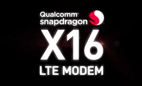 Modem Qualcomm X16 solución para las conexiones de internet