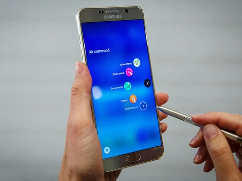 Note 6 Phablet Samsung