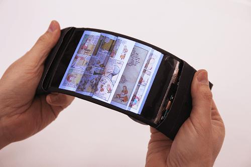 Nueva era de teléfonos ReFlex, el smartphone flexible