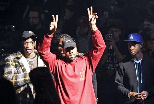 Nuevo album de Kanye West sonará exclusivamente en Tidal