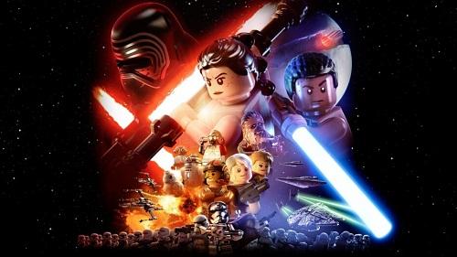 Nuevo juego de Star Wars The Force Awakens en lego