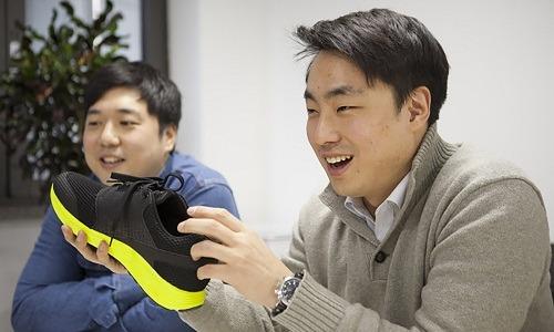 Smart shoes de Samsung serán tu entrenador personal