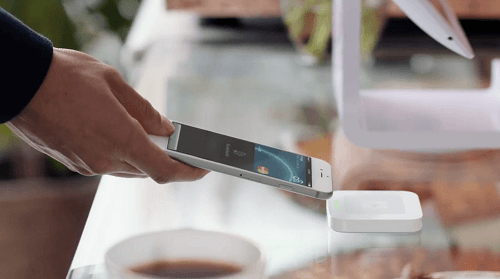 Square Apple Pay Venta