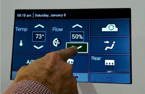 """Synaptics y Valeo revelan una tecnología """"Force Touch"""" adaptada a los automóviles"""