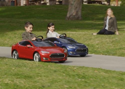 Tesla para niños