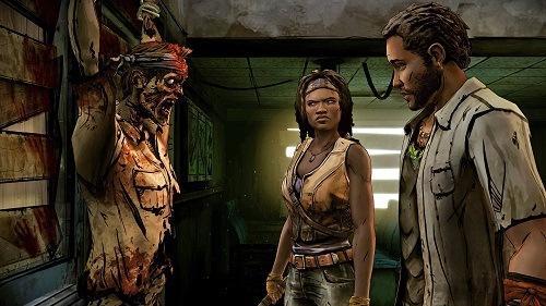 The Walking Dead Michonne debutará este 23 de febrero