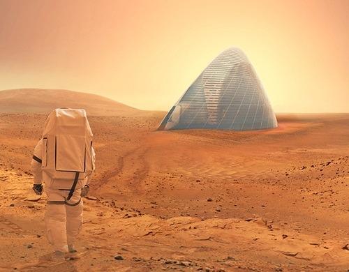 Un nuevo Marte