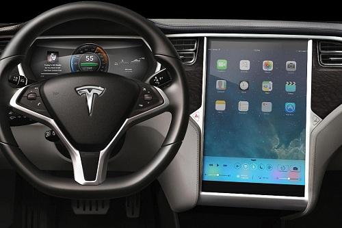 la creación en masa de vehículos que puedan ser auto-conducidos
