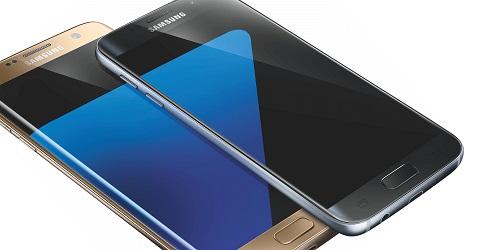 los Galaxy S7 y el S7 Edge