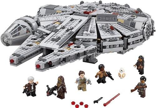 un videojuego de Lego inspirado en el nuevo Star Wars llegue pronto