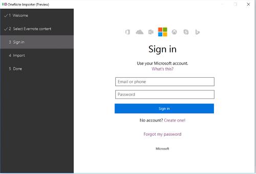 4. Registrar una cuenta
