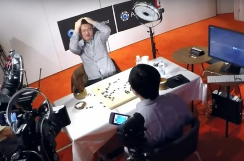 AlphaGo Campeon Maquina Inteligencia