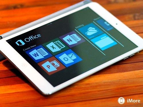Apple ofrece Office 365 como un accesorio para su iPad Pro (3)