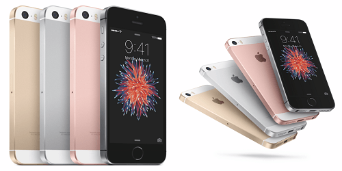 Apple revela el iPhone SE