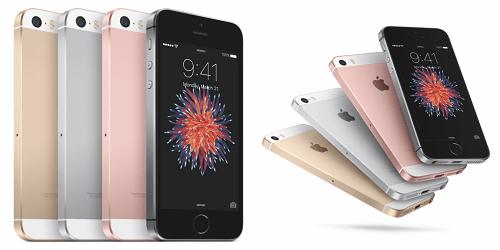 Apple revela el iPhone SE
