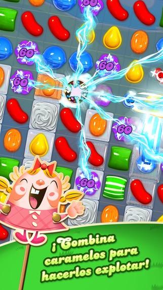 Candy Crush Saga para iPhone y Android