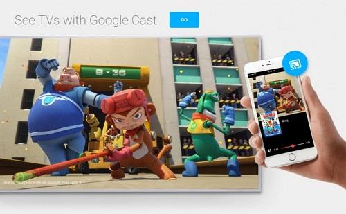 Chromecast cambia de nombre tras una reciente actualización en su aplicación