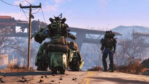 DLC Fallout4 PlayStation XboxOne