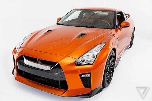 El nuevo GT-R 2017 de Nissan