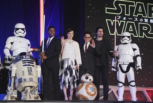 Elenco de Star Wars