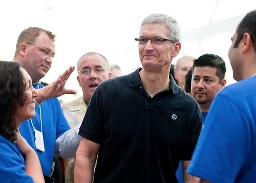 Empleados de Apple podrían interferir en los planes del FBI