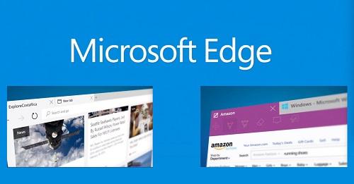 Extensiones del navegador Edge