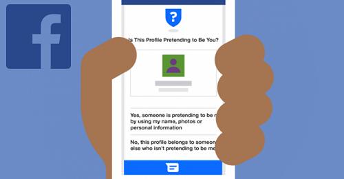 Facebook alertará sobre los perfiles falsos