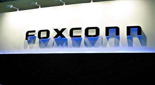 Foxconn se encuentra retrasado en la firma