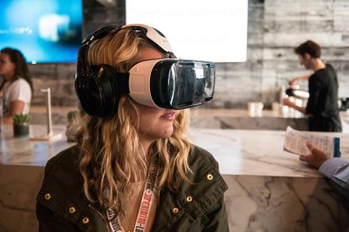 Gafas de realida virtual